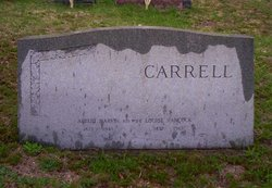 Albert Marvin Carrell