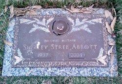 Shirley <i>Streb</i> Abbott
