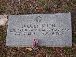 Capt Dudley Selph