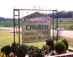 Beth Shiloh Presbyterian Church Cemetery