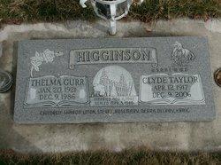 Thelma Gurr Higginson