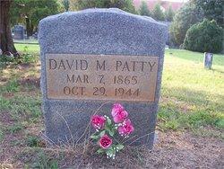 David Melton Patty