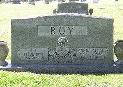 Annie Estelle <i>Newby</i> Boy