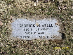 Sedrick N. Abell