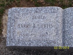 Harry Raymond Curtis