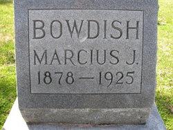 Marcius John Bowdish