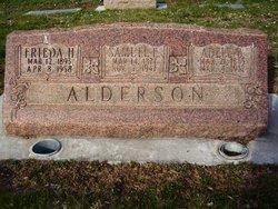 Frieda Helena Alderson