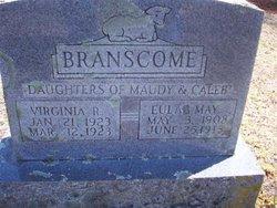 Virginia R Branscome