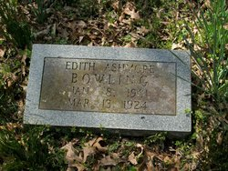 Cora Edith Ashmore