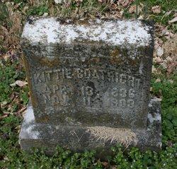 Lucinda Catherine Kittie Boatright