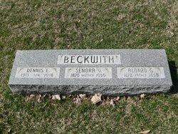 Senora V <i>Wesner</i> Beckwith