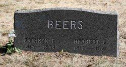 Herbert Gordon Beers, Sr