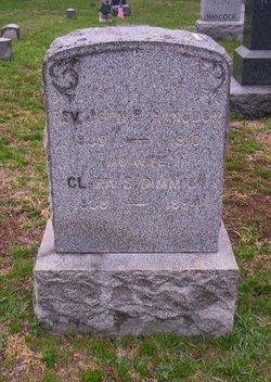 Clara S <i>Dimmick</i> Hancock