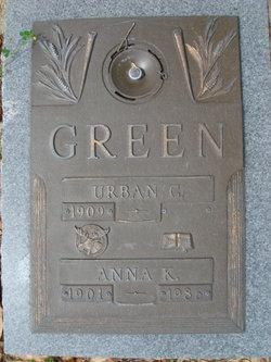 Anna K Green