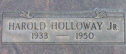 Harold Holloway, Jr.