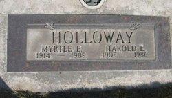 Harold L. Holloway