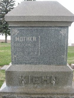 Katherine Elizabeth <i>Thiel</i> Kiehn