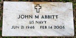 John Metz Johnny Abbitt
