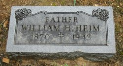 William Heim