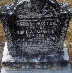 Oscar Minton Wilson