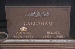 Zina Robert Callaham