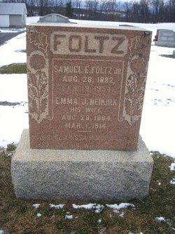 Emma J. <i>Neikirk</i> Foltz