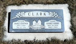 Mable <i>Chatwin</i> Clark