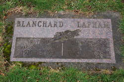 Ruth Mayhettiabelle Blanchard