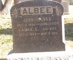 Laura E. <i>Bailey</i> Albee