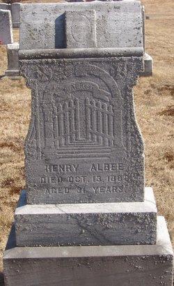 Henry Albee