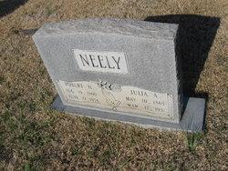 Julia A. Neely