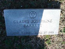 Gladys Josephine Barrett