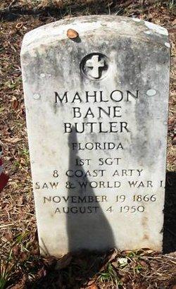 Mahlon Bane Butler