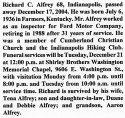 Richard C. Alfrey