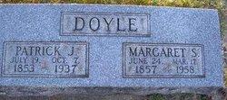 Margaret S. <i>Shannon</i> Doyle
