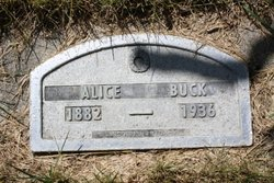 Alice <i>Bacon</i> Buck