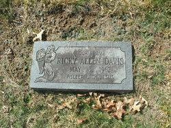 Ricky Allen Davis