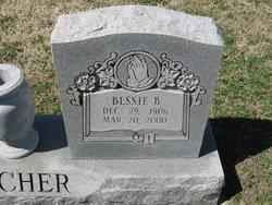 Bessie B Fischer