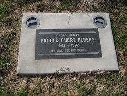 Arnold Evert Albers