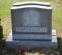 Joseph Capobianco, Sr