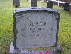 Emily H <i>Ellis</i> Black