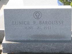 Eunice R Barousse