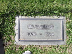 Ida May <i>Keefer</i> Ahrens
