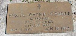 Virgil Wayne Caudle
