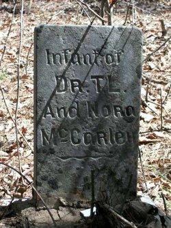 Infant McCarley