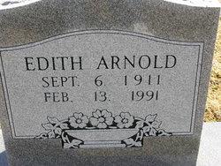 Barbara Edith Arnold
