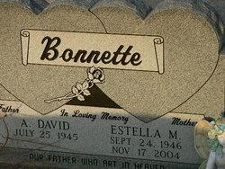 Estella M. Stella <i>Best</i> Bonnette