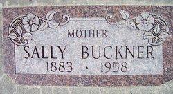 Sally <i>Foster</i> Buckner