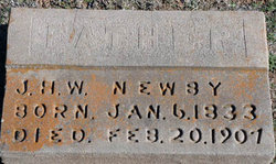 John Henry William Newby