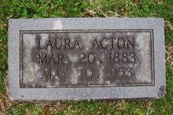 Laura <i>Estes</i> Acton